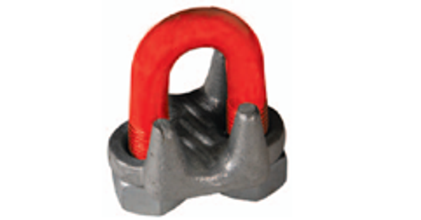 Galvanised Commercial Wire rope Grips