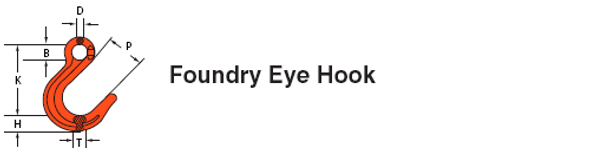 Foundry Eye Hook
