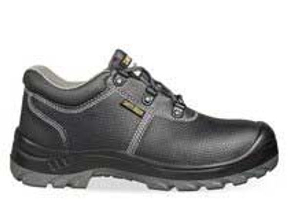 safety jogger shoes  Best run S3 Black