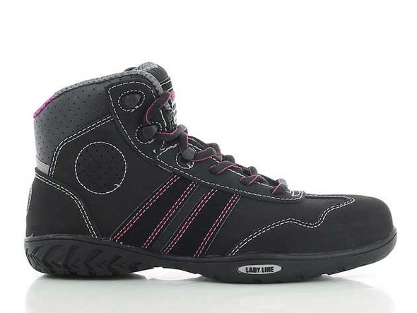 safety jogger shoes ISIS S3 Black