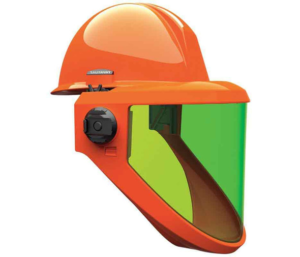 Salisbury Head Protection AS1200HAT Hardhat Wbs Full Frame