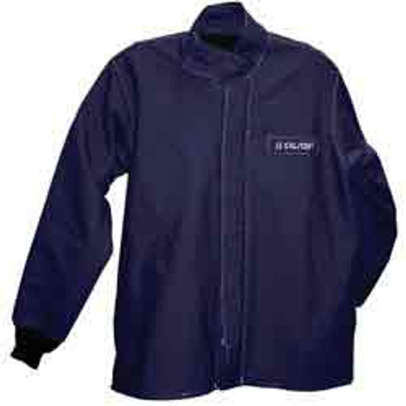 Salisbury ACC2032BLL/XL 20 Cal Arc Flash Protection Blue Jacket