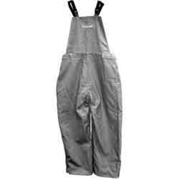 Salisbury Grey FR Arc Flash Bib 40CL M/L/XL