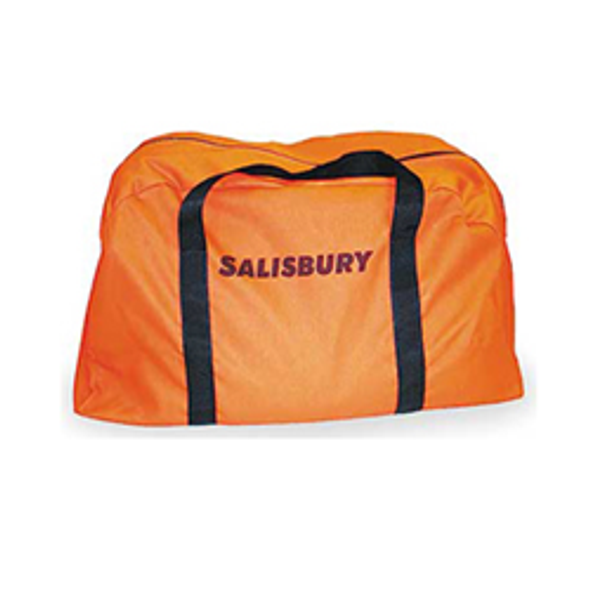 Salisbury SKBAG Arc Flash Kit Bag Orange W/Zip