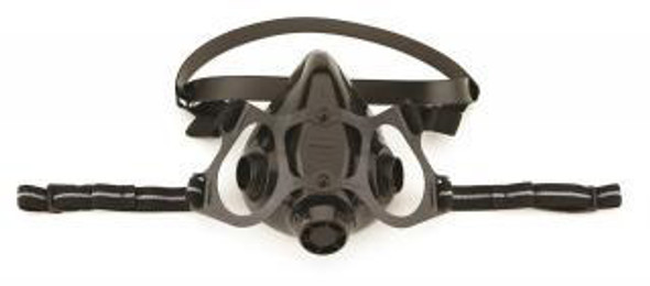 Honeywell Half Mask Silicone With Dual Cartridge Connectors Sizes L
