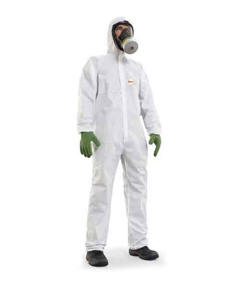 Honeywell Delta safe Coverall With Hood