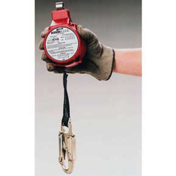 Honeywell Steel Twist-Lock Carabiner Locking Rebar Hook