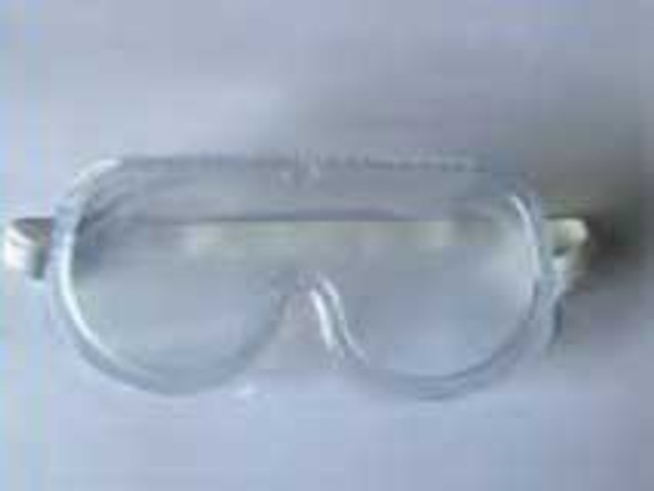 1158 Safety Goggles Clear