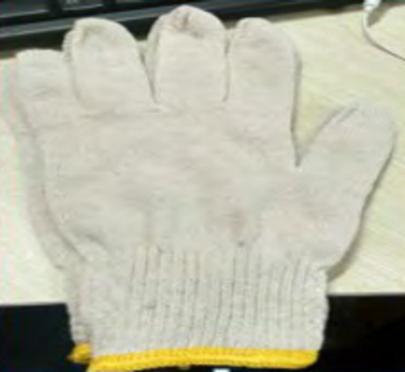Yark Cotton Gloves 35 Gm
