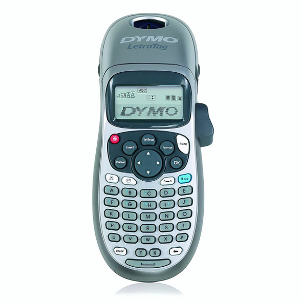 DYMO LetraTag LT-100H Handheld Label Maker for Office or Home (21455)