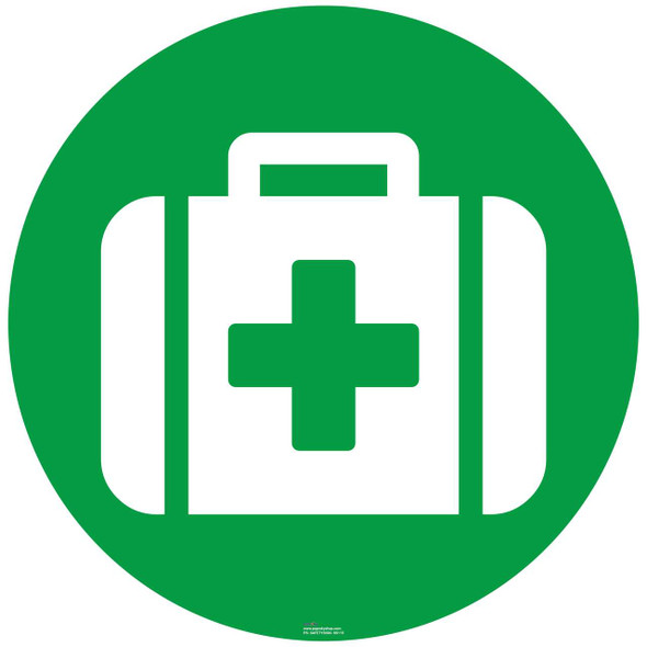 Safety sign - First aid kit