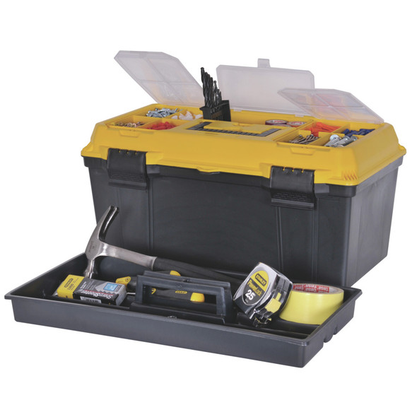 22 inch organizer on lid with clear cover Internal tray 1-71-951