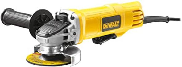 100mm, 800W, Paddle Switch, Angle Grinder - DWE4002-B5