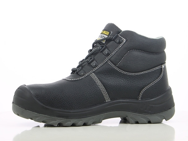 safety jogger shoes Best boy S3 Black