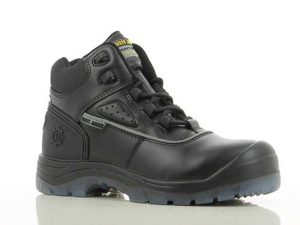 safety jogger shoes Cosmos S3 Black