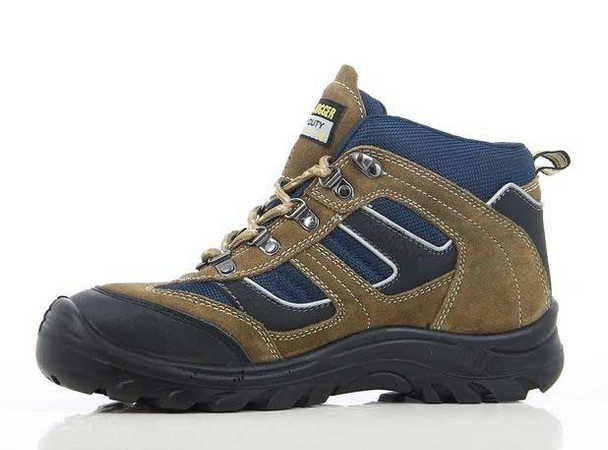safety jogger  shoes X2000 S3 Brown