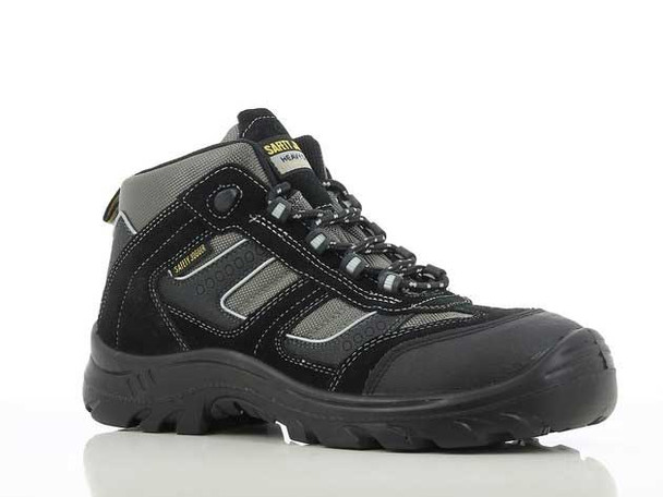 safety jogger Climber S3 Black