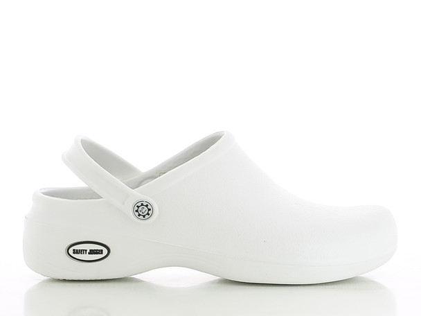 safety jogger shoes Best Light white