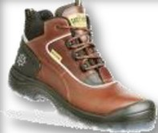 safety jogger Geos S3 Brown