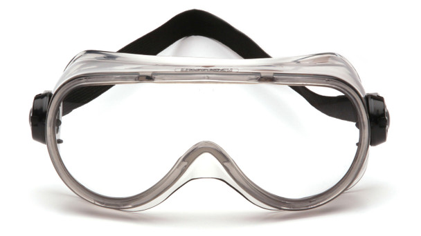 Pyramex  Goggles-G304T Clear Anti fog Glass,Chem