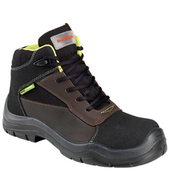 BACOU Peak HI S3 Gray Brown
