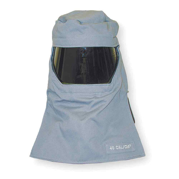 Salisbury Head Protection FH40GY Arc Flash 40 Cal Hood