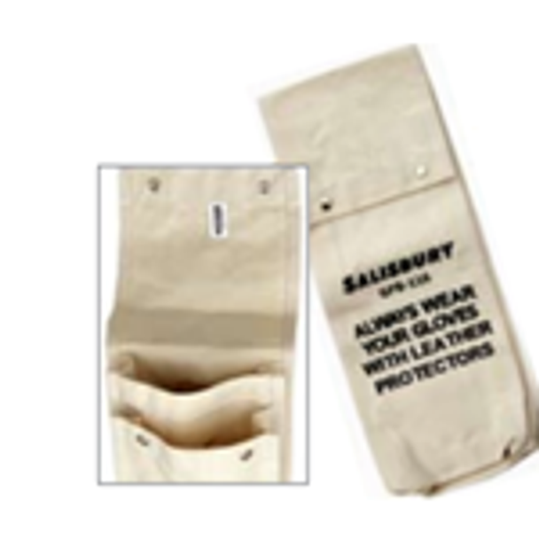 Salisbury Gloves Bag 2 pocket GPB 114