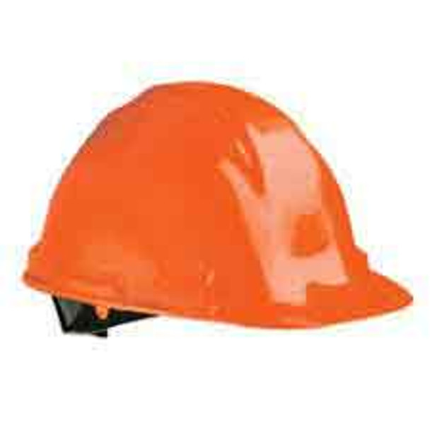 Honeywell Salisbury Hardhat Ratchet Style Orange