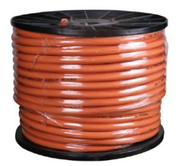Double insulated Orange (TPR) Sizes: 50mm2, 70mm2