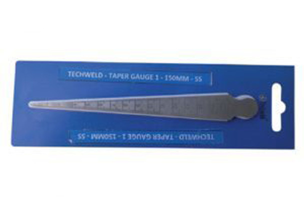 Welding Instrument TAPER GAUGE-6 INCH