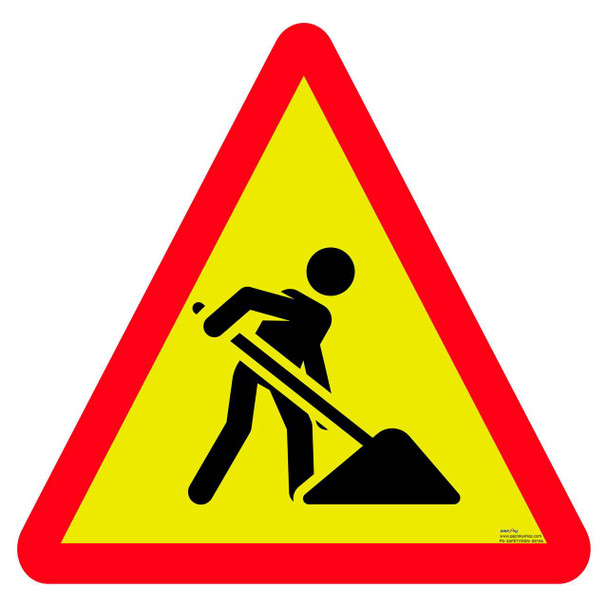 PS - SAFETY SIGN - SS166