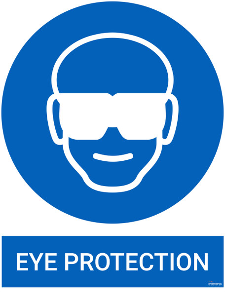 Safety sign - Eye Protection