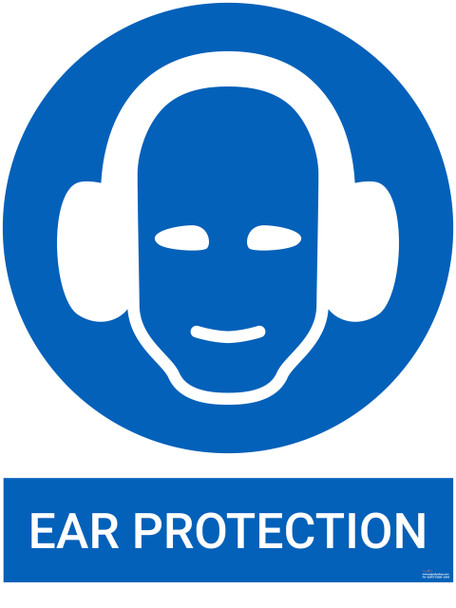 Safety sign - Ear Protection
