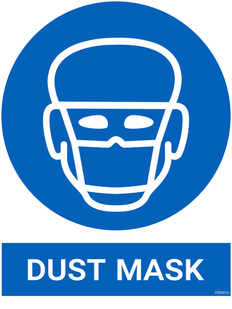 Safety sign - Dust Mask