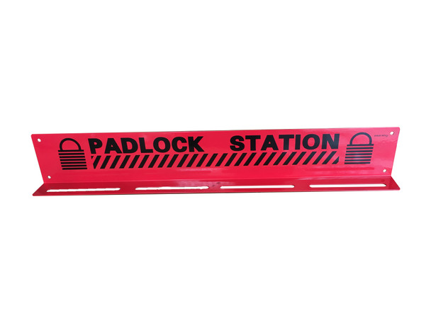 Padlock Station PS - LOTO - PS15