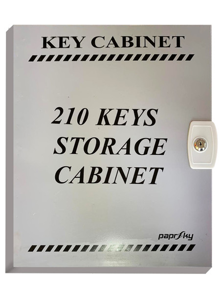 GREY KEY CABINET PS-LOTO-KC210