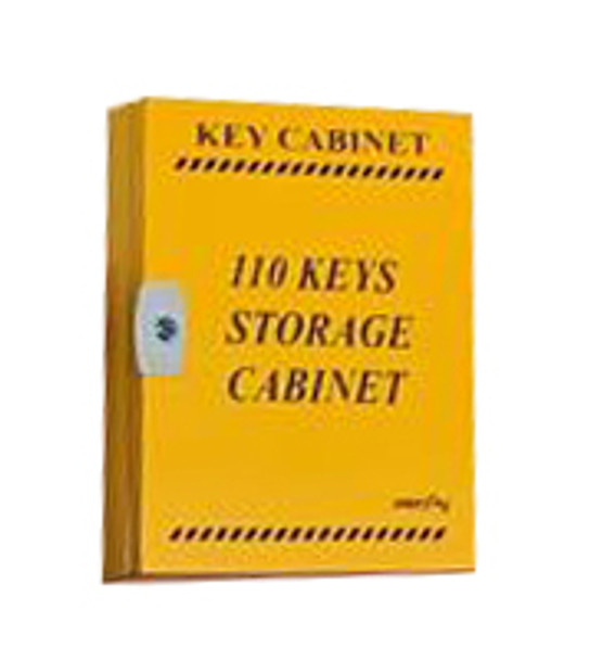 YELLOW KEY CABINET PS-LOTO-KC110