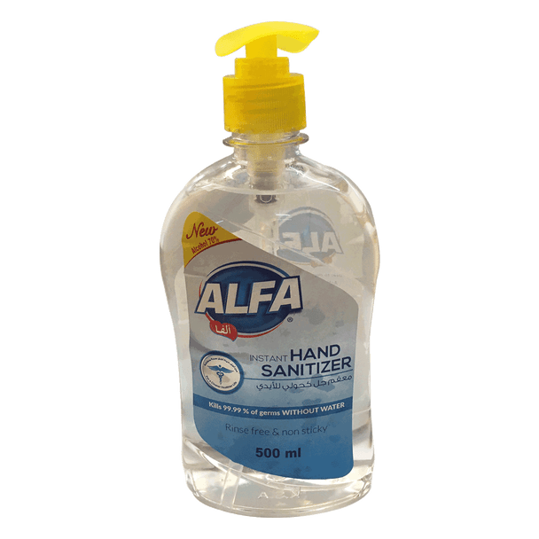 INSTANT HAND SANITIZER - 500 ML