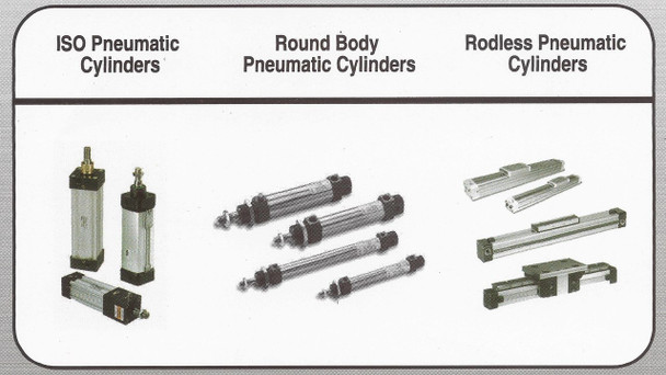 Rodless Pneumatic Cylinders