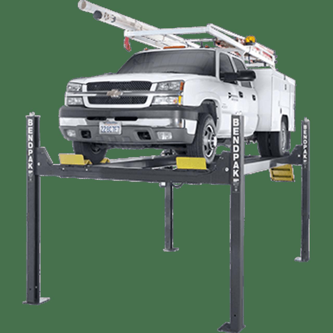 Bendpak HD-14TL 14,000 Capacity Tall Car Lift/ 82