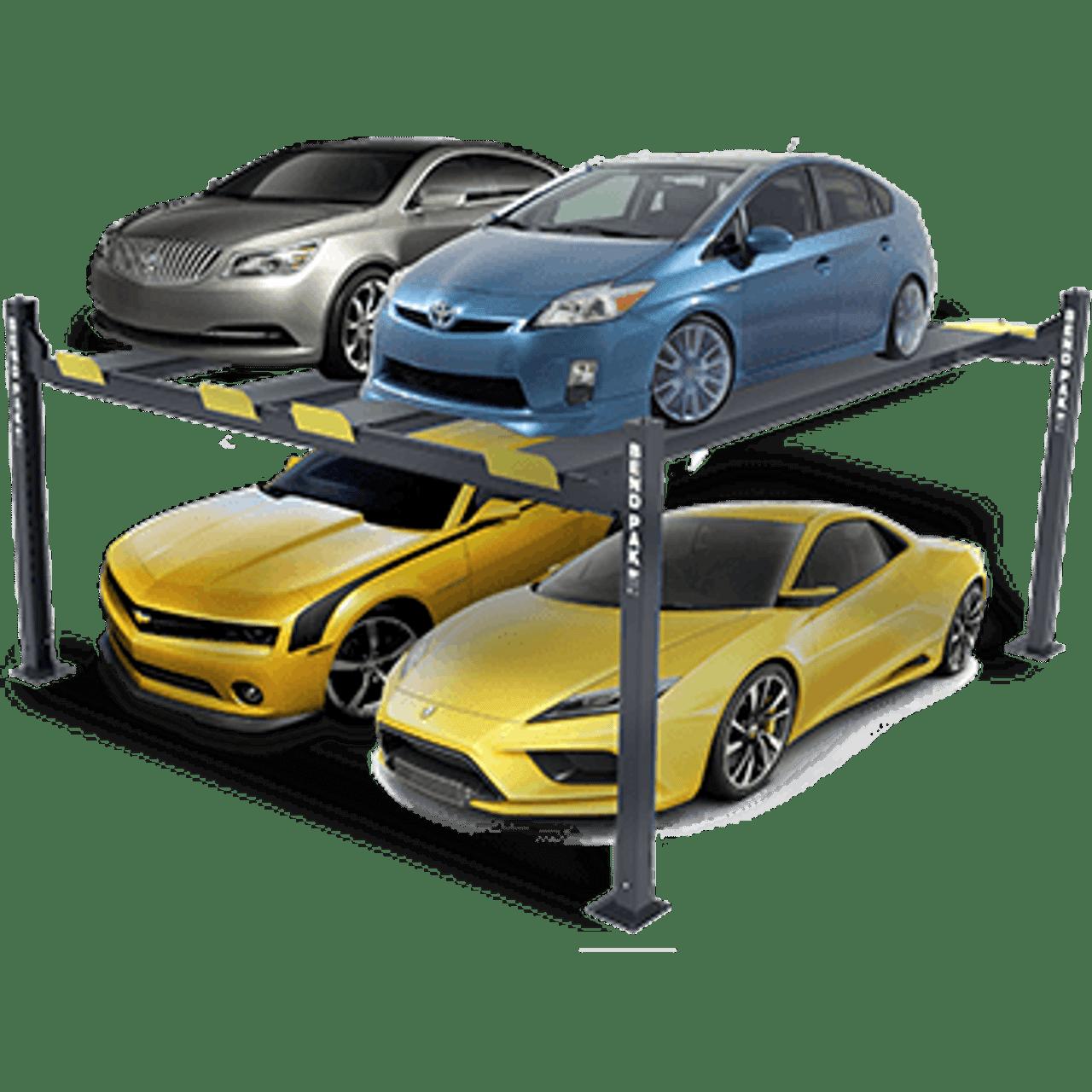 Bendpak HD-9SWX 9,000-Lb  Capacity Super Wide 4 Post Car Lift