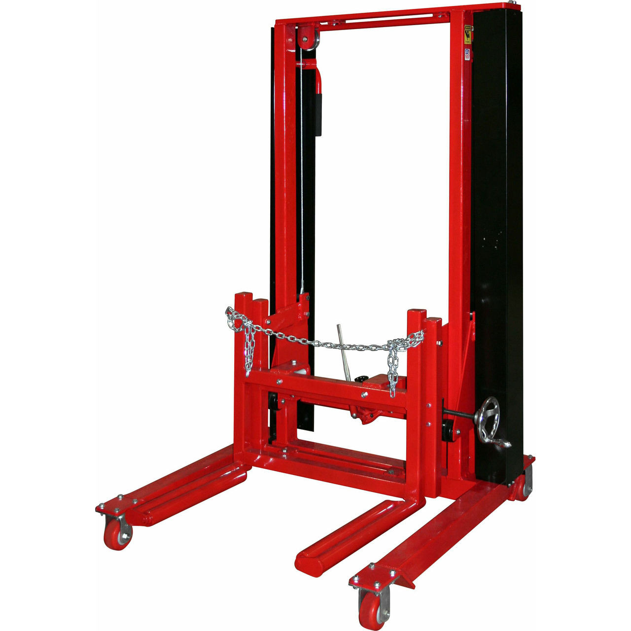 Norco Professional Lifting Equipment 81035A Heavy Duty 1-1//2 Ton Capacity Under Hoist Stand