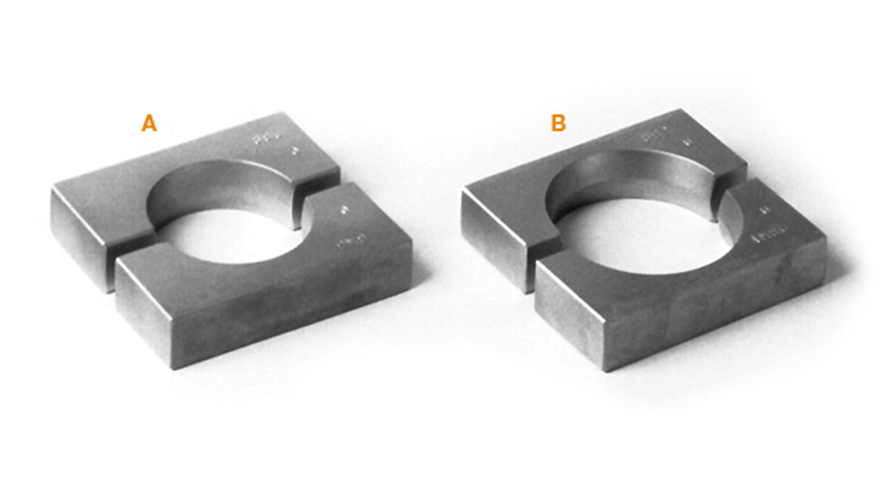 huth collet holders