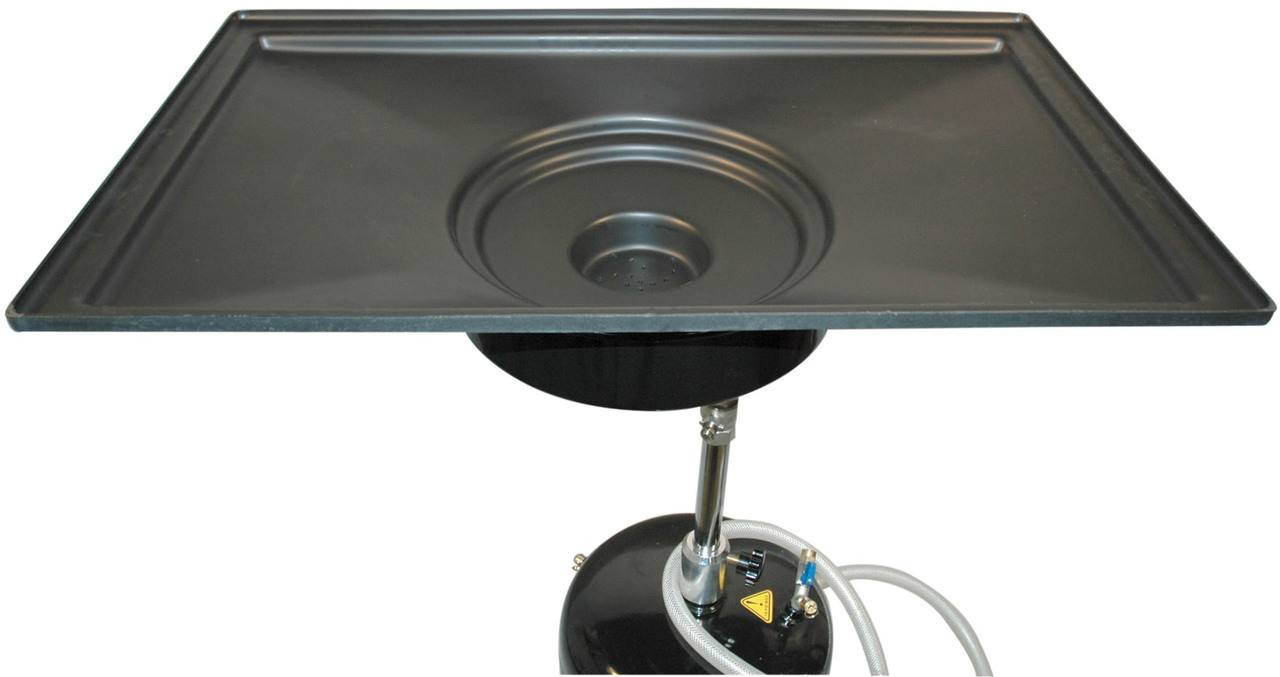 John Dow Industries 2436 Big Mouth Transmission Drain Pan