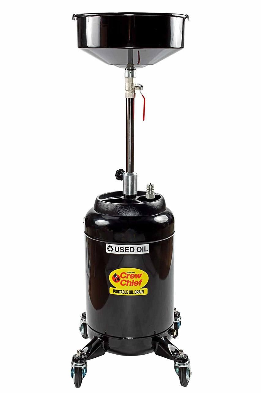 Crew Chief JDI-15DP Portable Oil and Fluid Dispenser