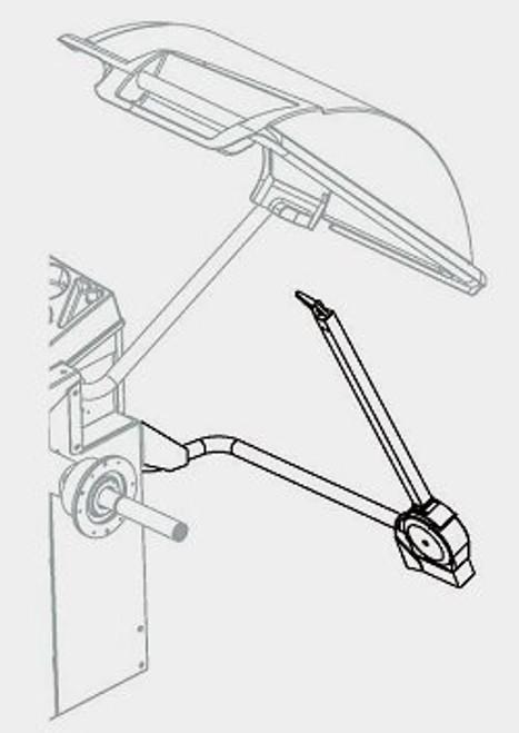 Corghi TT80 Wheel Lift