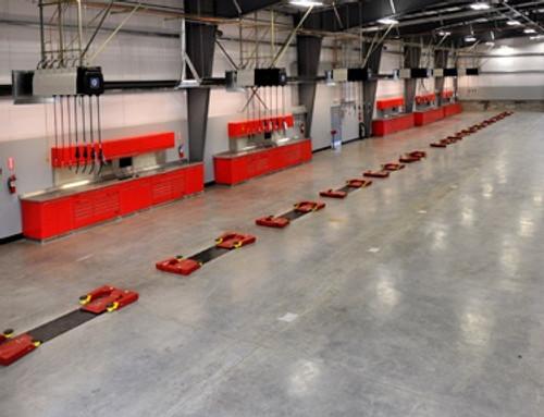 Challenger Lifts Ev1020 Bmc 10 000 Lbs Inground Car Lift W Bench