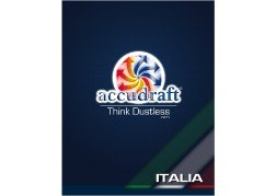 Accudraft Italia Downdraft Paint Booth