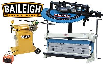 Baileigh Metal Fabrication Tools