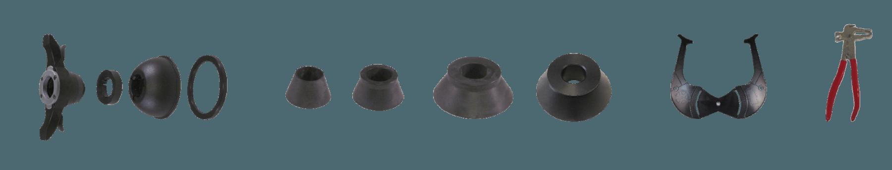 Cemb ER71 Auto Data Entry Wheel Balancer Accessories
